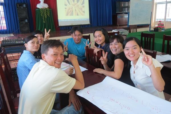 Đào Tạo Kỹ Năng Giao Tiếp, Làm Việc Nhóm, Phỏng Vấn cho GV Trường CĐ Bà Rịa – Vũng Tàu
