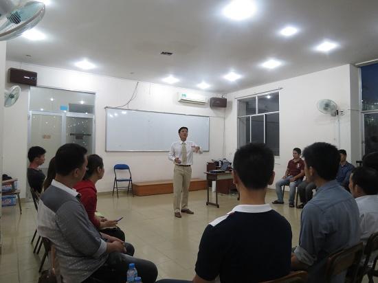 IMG 7017 Khóa học Kỹ năng Giao tiếp và Thuyết trình tại TPHCM