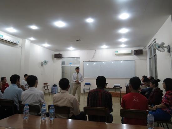 IMG 7018 Khóa học Kỹ năng Giao tiếp và Thuyết trình tại TPHCM