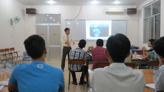 IMG 7107 Khóa học Kỹ năng Giao tiếp và Thuyết trình tại TPHCM