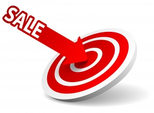 muc tieu sale 300x220 Những kỹ năng bán hàng chuyên nghiệp và hiệu quả ít ai biết