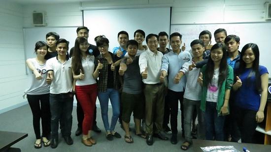 Chương trình đào tạo Kỹ Năng giao tiếp và Kỹ năng phỏng vấn – tuyển dụng cho Đại học FPT