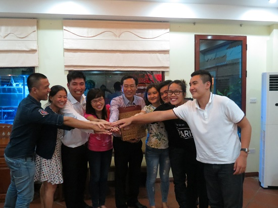 """Đào tạo """"Kỹ năng bán hàng và chăm sóc khách hàng"""" tại Hà Nội"""