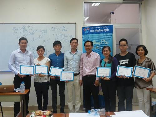 IMG 0054 Khóa học kỹ năng giao tiếp và thuyết trình thuyết phục