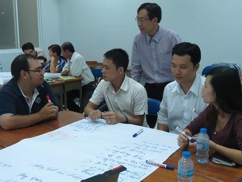 Đào tạo: Kỹ Năng Giao Tiếp Và Thuyết Trình cho học viên tại TPHCM