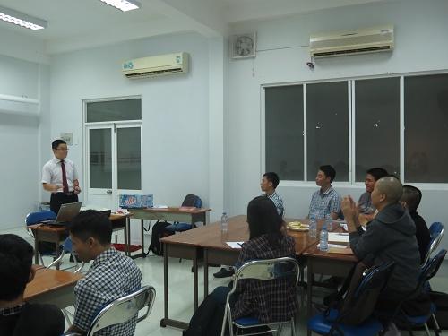 IMG 0097 Chương trình Đào Tạo Kỹ năng Giao tiếp và trình bày thuyết phục tại TPHCM