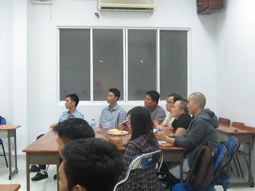 IMG 0099 Chương trình Đào Tạo Kỹ năng Giao tiếp và trình bày thuyết phục tại TPHCM