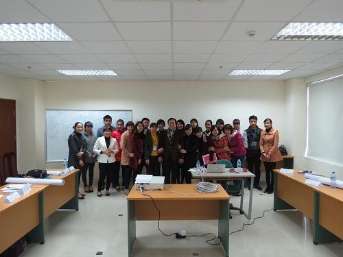 """Chương trình đào tạo """"Kỹ Năng Giao Tiếp và Xử Lý Tình Huống"""" cho chi nhánh Viettel Thái Nguyên"""