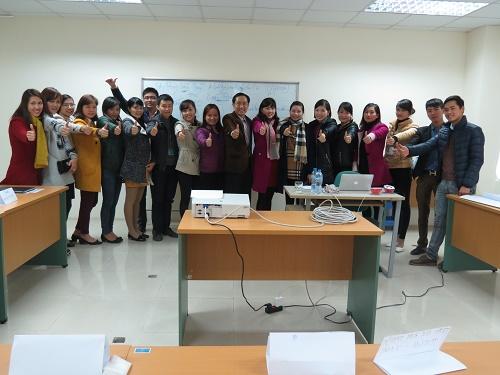 Chương trình Đào tạo Kỹ năng Giao Tiếp Thuyết Phục cho Viettel Thái Nguyên