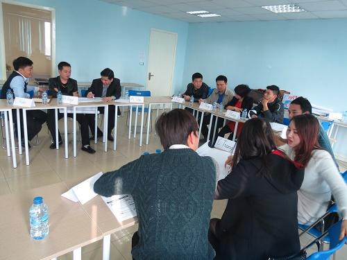 IMG 03961 Chương trình Đào tạo Kỹ năng Giao tiếp và Trình bày thuyết phục tại Hà Nội