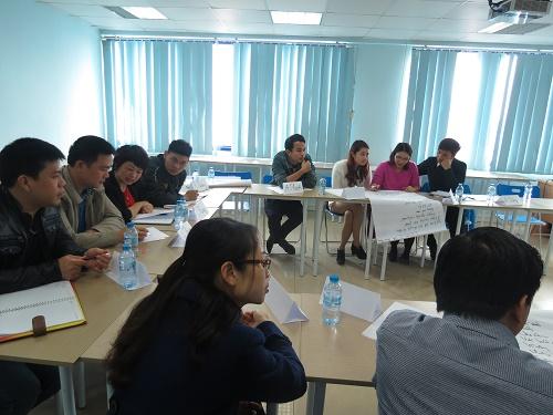 IMG 0399 Chương trình Đào tạo Kỹ năng Giao tiếp và Trình bày thuyết phục tại Hà Nội