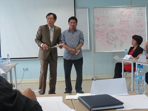 IMG 0427 Chương trình Đào tạo Kỹ năng Giao tiếp và Trình bày thuyết phục tại Hà Nội