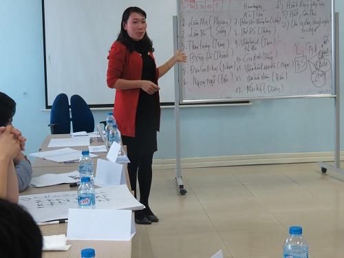 IMG 0459 Chương trình Đào tạo Kỹ năng Giao tiếp và Trình bày thuyết phục tại Hà Nội