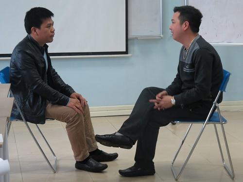 IMG 0492 Chương trình Đào tạo Kỹ năng Giao tiếp và Trình bày thuyết phục tại Hà Nội