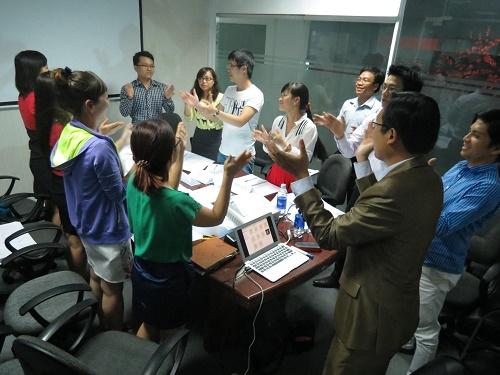 IMG 0021 Khóa học kỹ năng giao tiếp và thuyết trình thuyết phục