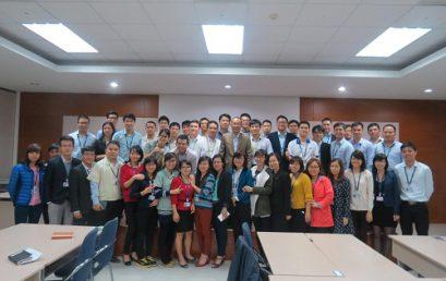 Chương trình Kỹ Năng Trình Bày Thuyết Phục tại Công ty SamSung
