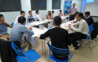 Chương trình đào tạo Kỹ Năng Bán Hàng và Chăm Sóc Khách Hàng tại Hà Nội