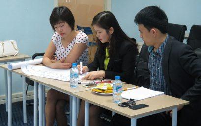 Đào tạo kèm cặp Kỹ Năng Trình Bày cho Cán Bộ Quản Lý của Ngân Hàng Bắc Á