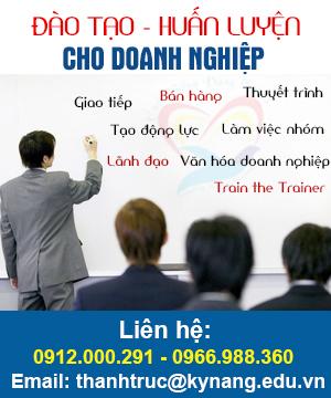 Đào tạo kỹ năng cho doanh nghiệp