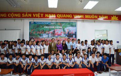 Chương trình Hội Thảo Tư Vấn Tâm Lý Mùa Thi tại TP.Trà Vinh