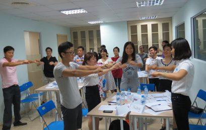 Đào tạo Kỹ năng Giao tiếp và trình bày Thuyết phục ngày 17- 20/06 tại Hà Nội