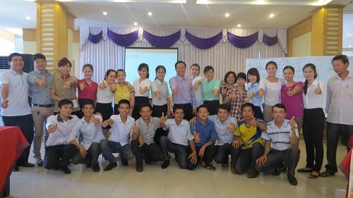 Đào tạo Kỹ năng Dành cho quản lý lãnh đạo tại Công ty CP Nồi hơi và thiết bị áp lực Bắc Miền Trung
