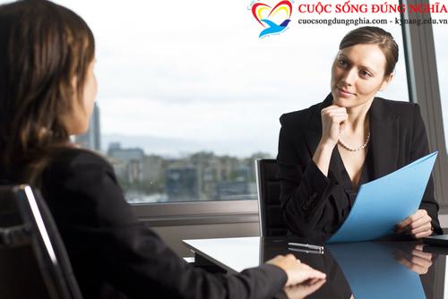 phong van xin viec Những kỹ năng mềm cần có để phỏng vấn tìm việc thành công