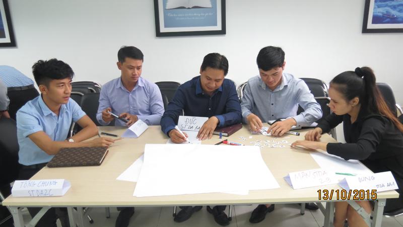 IMG 9118 Đào tạo Inhouse cho Cen Group lần 2