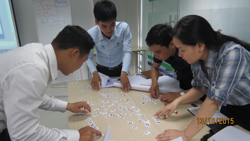IMG 9121 Đào tạo Inhouse cho Cen Group lần 2