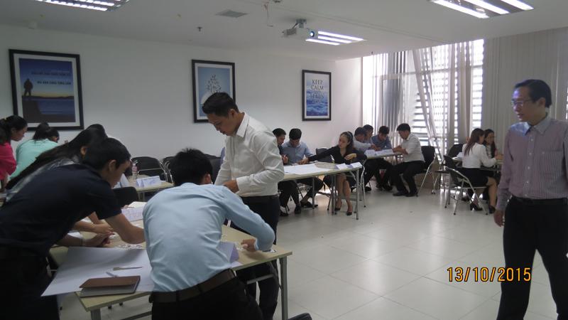 IMG 9122 Đào tạo Inhouse cho Cen Group lần 2