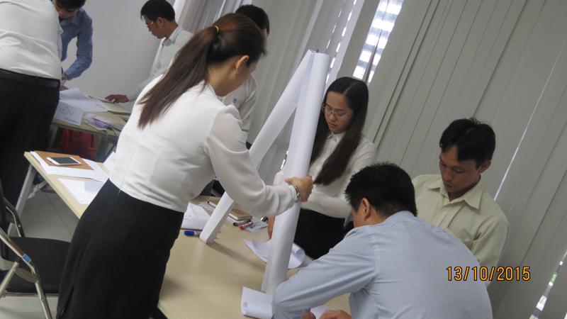IMG 9139 Đào tạo Inhouse cho Cen Group lần 2