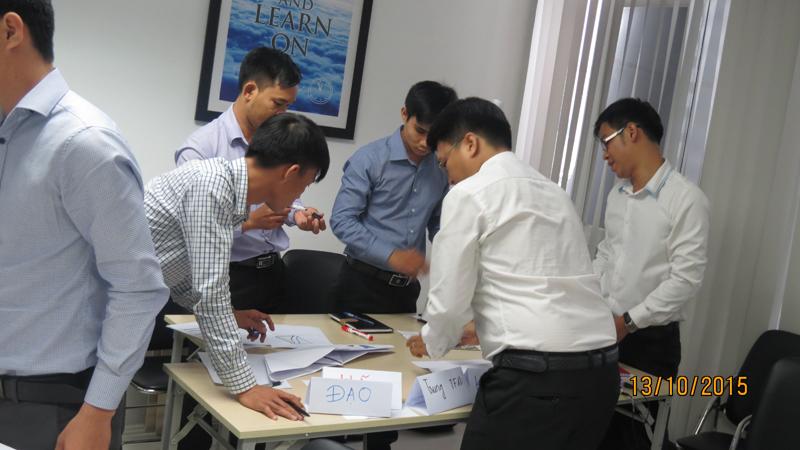 IMG 9165 Đào tạo Inhouse cho Cen Group lần 2