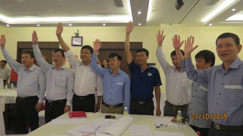bia sai gon 1 Đào tạo kỹ năng quản lý cho đội ngũ giám sát Bia Sài Gòn