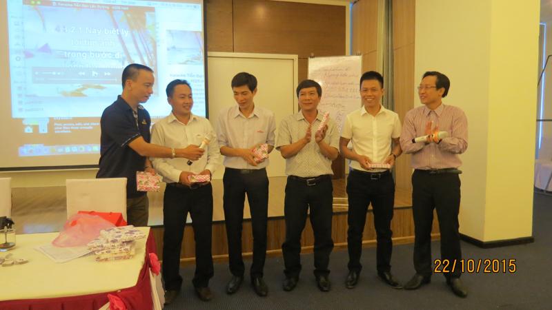 bia sai gon 10 Đào tạo kỹ năng quản lý cho đội ngũ giám sát Bia Sài Gòn