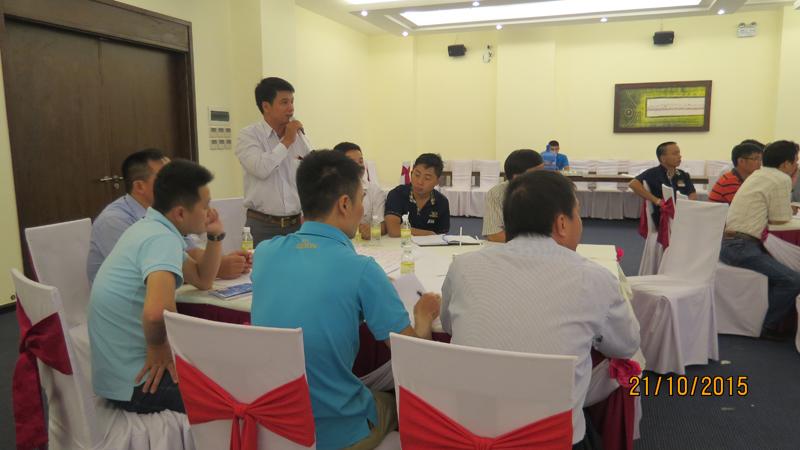 bia sai gon 2 Đào tạo kỹ năng quản lý cho đội ngũ giám sát Bia Sài Gòn