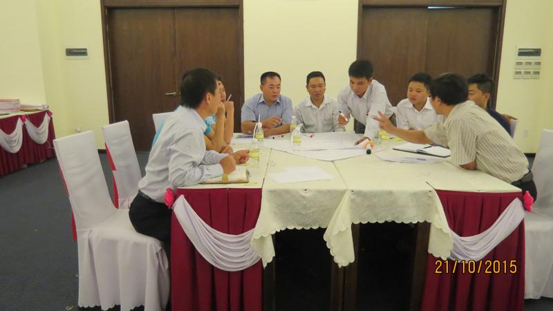 bia sai gon 5 Đào tạo kỹ năng quản lý cho đội ngũ giám sát Bia Sài Gòn