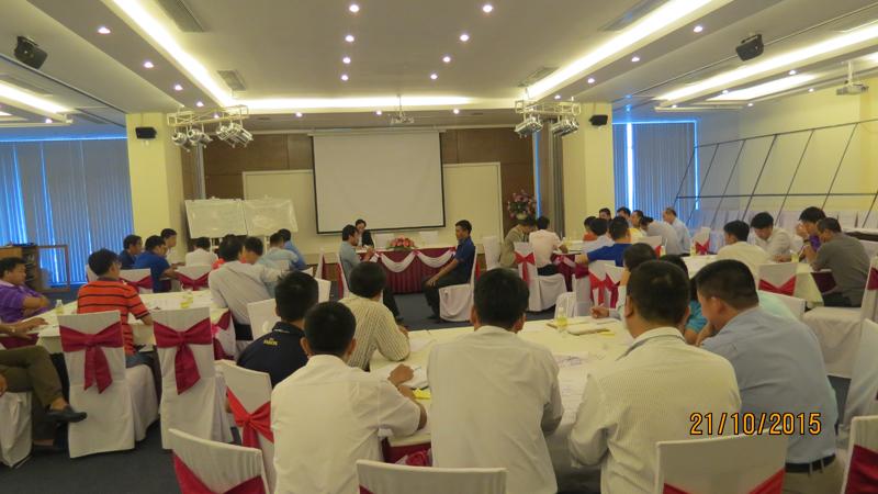 bia sai gon 7 Đào tạo kỹ năng quản lý cho đội ngũ giám sát Bia Sài Gòn