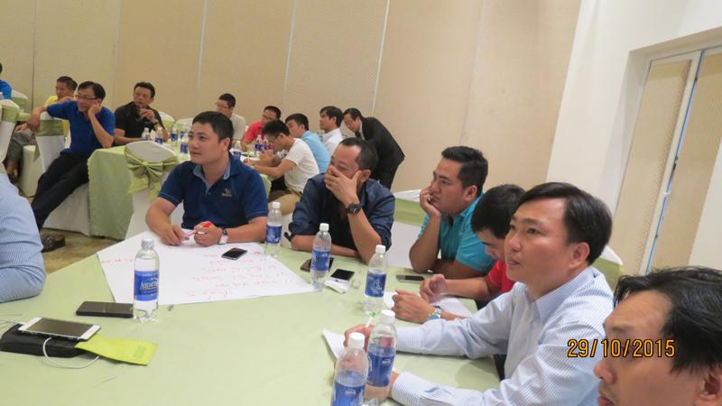 bia sai gong ben tre 1 Đào tạo Kỹ năng quản lý bán hàng cho giám sát khu vực Miền Tây và TP.HCM