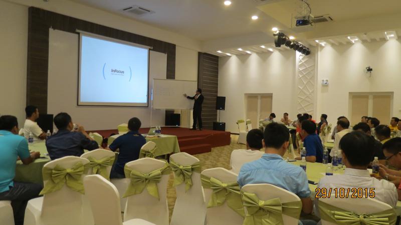 bia sai gong ben tre 13 Đào tạo Kỹ năng quản lý bán hàng cho giám sát khu vực Miền Tây và TP.HCM