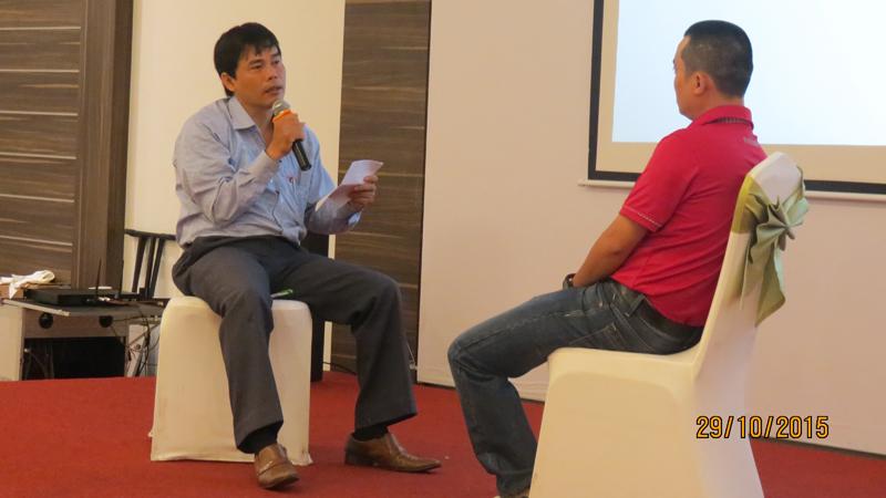 bia sai gong ben tre 2 Đào tạo Kỹ năng quản lý bán hàng cho giám sát khu vực Miền Tây và TP.HCM