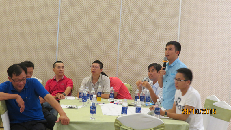 bia sai gong ben tre 3 Đào tạo Kỹ năng quản lý bán hàng cho giám sát khu vực Miền Tây và TP.HCM
