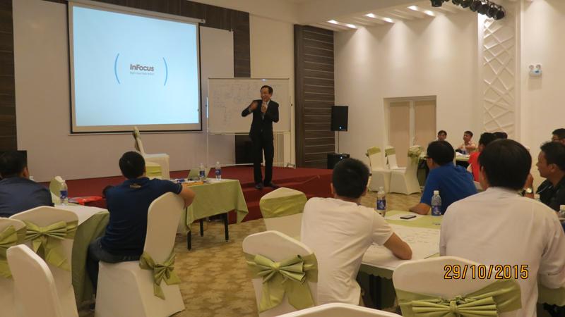 bia sai gong ben tre 6 Đào tạo Kỹ năng quản lý bán hàng cho giám sát khu vực Miền Tây và TP.HCM