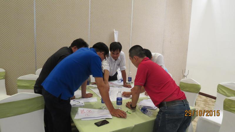 bia sai gong ben tre 7 Đào tạo Kỹ năng quản lý bán hàng cho giám sát khu vực Miền Tây và TP.HCM