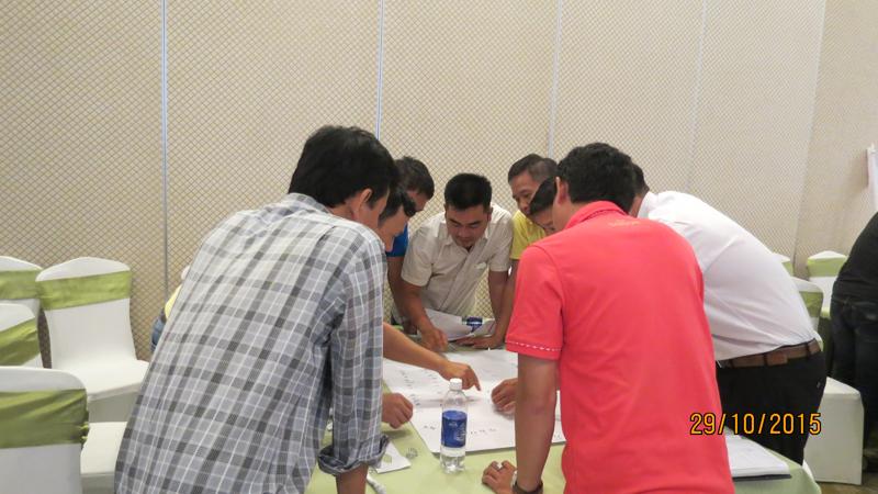 bia sai gong ben tre 8 Đào tạo Kỹ năng quản lý bán hàng cho giám sát khu vực Miền Tây và TP.HCM