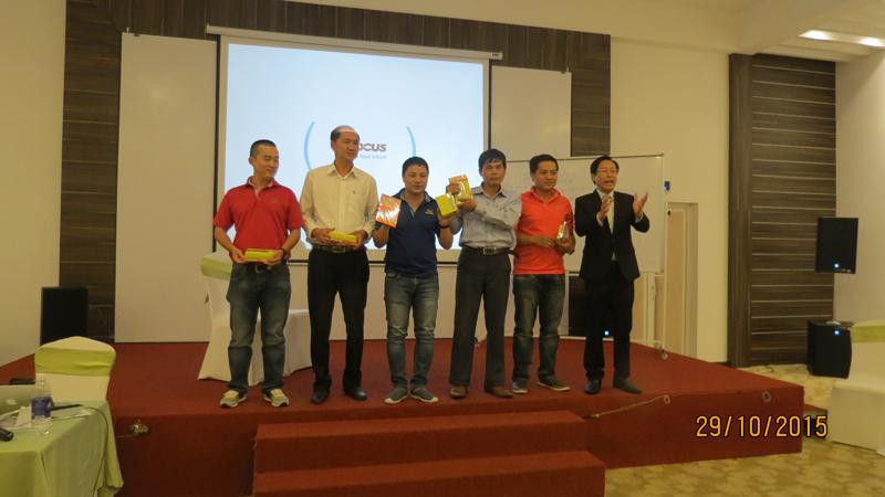 bia sai gong ben tre 9 Đào tạo Kỹ năng quản lý bán hàng cho giám sát khu vực Miền Tây và TP.HCM