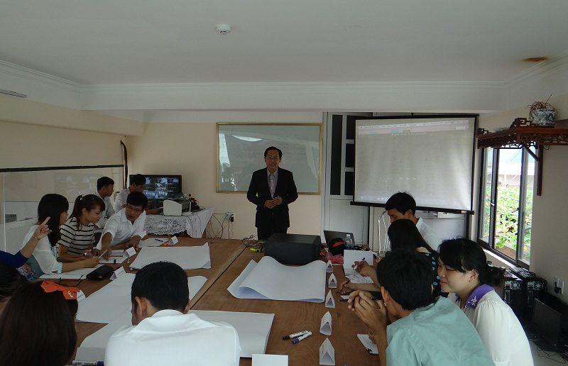 cont ry hong hung 2 800x516 Đào tạo Kỹ năng bán hàng và chăm sóc khách hàng cho công ty Hồng Hưng