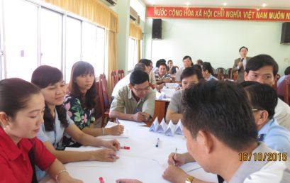 Đào Tạo Kỹ Năng Làm Việc Chuyên Nghiệp Cho Cục Hải Quan Đồng Tháp