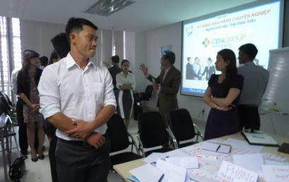 dao tao cengroup 1 409x258 Đào Tạo Inhouse cho Công Ty Cen Group
