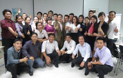 dao tao cengroup 11 409x258 Đào Tạo Inhouse cho Công Ty Cen Group