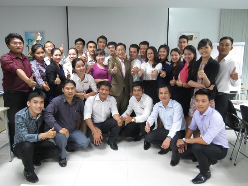 Đào Tạo Inhouse cho Công Ty Cen Group